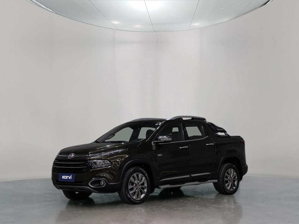 Seminovos certificados FIAT TORO 2.0 16V TURBO DIESEL RANCH 4WD AT9