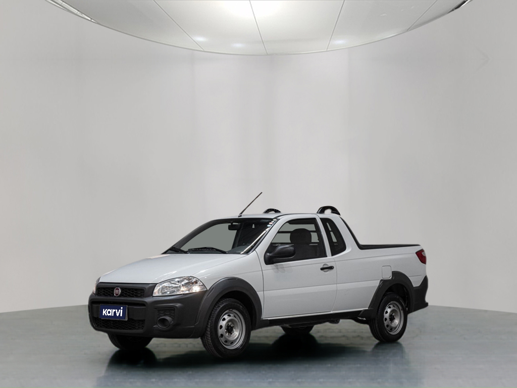 Seminovos certificados FIAT STRADA 1.4 MPI HARD WORKING CE 8V FLEX 2P MANUAL